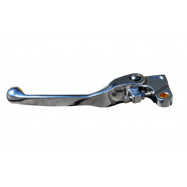 H-ONE Kupplungshebel Flex Yamaha / Suzuki / Kawasaki silber #1