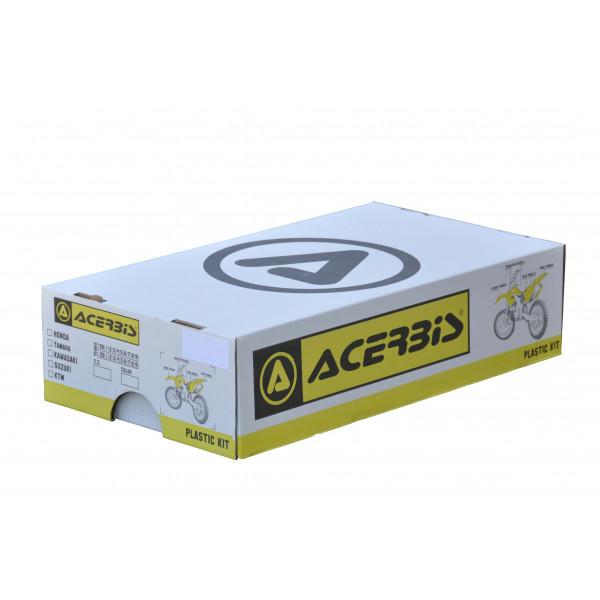 Acerbis Plastik Kit Kawasaki OEM / 4tlg. #1