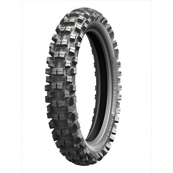 SALE% – Michelin Reifen Starcross 5 Medium 100/100-18 hinten #1