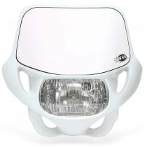 Acerbis Lampenmaske DHH-C weiß