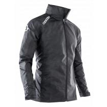Acerbis Regenjacke Raincoat schwarz