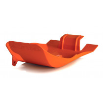 Acerbis Motorschutz SKID PLATES KTM / Husqvarna orange