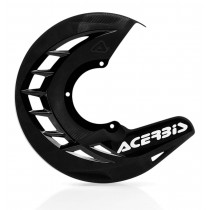Acerbis Bremsscheiben Schutz X-BRAKE Honda / Yamaha / Suzuki / Kawasaki / KTM / Husqvarna / Beta / Sherco schwarz