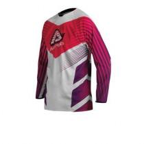 SALE% - Acerbis Motocross Jersey PROFILE pink