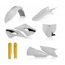 Acerbis Plastik Full Kit Husqvarna OEM14 / 6tlg.