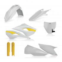 Acerbis Plastik Full Kit Husqvarna OEM15 / 6tlg.
