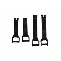 Acerbis Stiefel Schnallen Kit X-Move 2.0 schwarz