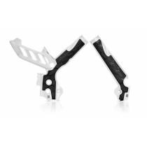 Acerbis Rahmenprotektor X-GRIP KTM weiß-schwarz