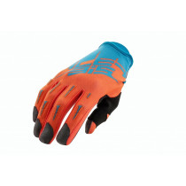 SALE% - Acerbis Handschuhe MX X2 blau-orange-fluo