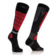 Acerbis Socken MX IMPACT JUNIOR schwarz-rot