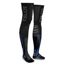 Acerbis Strümpfe X-LEG PRO schwarz-blau