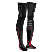 Acerbis Struempfe X-LEG PRO schwarz-rot