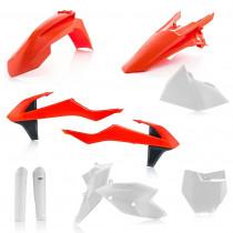 Acerbis Plastik Full Kit KTM OEM18 / 7-tlg.