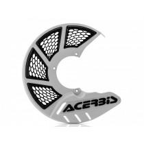 Acerbis Bremsscheiben Schutz X-Brake 2.0 / 245MM KTM / Husqvarna weiß-schwarz