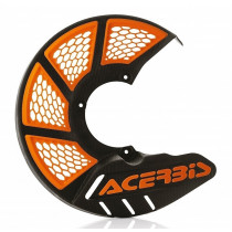 Acerbis Bremsscheiben Schutz X-Brake 2.0 / 245MM KTM / Husqvarna schwarz-orange