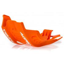 Acerbis Motorschutz KTM / Husqvarna EN orange-weiß
