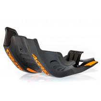 Acerbis Motorschutz KTM / Husqvarna EN schwarz-orange