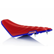 Acerbis Sitzbank X-Seat Soft Honda rot-blau