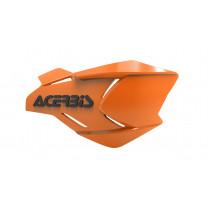 Acerbis Ersatzschalen Handprotektoren X-FACTORY orange-schwarz
