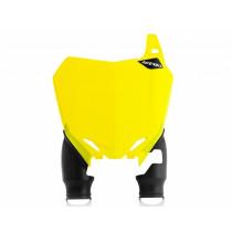 Acerbis Startnummerntafel Raptor Suzuki gelb-schwarz