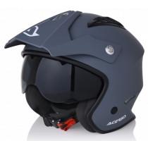 Acerbis Helm Jet Aria grau