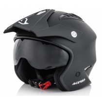 Acerbis Helm Jet Aria schwarz