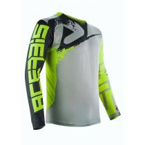 SALE% - Acerbis Jersey Special Eition Aerotuned grau-gelb-fluo