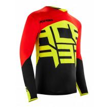 SALE% - Acerbis Jersey X-FLEX Omega schwarz-rot
