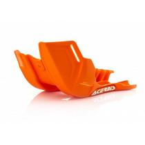 Acerbis Motorschutz KTM / Husqvarna MX orange-weiß
