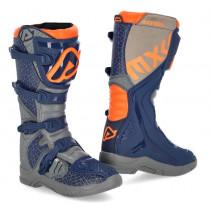 Acerbis Stiefel X-Team blau-grau