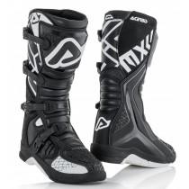 Acerbis Stiefel X-Team schwarz-weiß