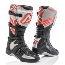 Acerbis Stiefel X-Team schwarz-grau