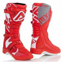 Acerbis Stiefel X-Team rot-weiß