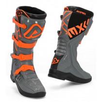 Acerbis Stiefel X-Team grau-orange