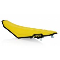 Acerbis Sitzbank X-Air Suzuki gelb-schwarz