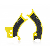 Acerbis Rahmenschutz X-Grip Suzuki gelb-schwarz