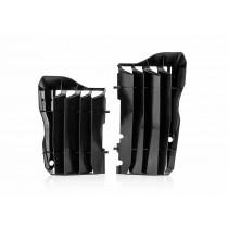 Acerbis Kühler Schutz Honda schwarz