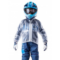 Acerbis Regenjacke Rain Clear 3.0 Kid transparent