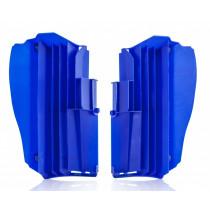 Acerbis Kühler Schutz Yamaha blau