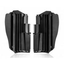 Acerbis Kühler Schutz Yamaha schwarz