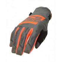 Acerbis Handschuhe MX-WP orange-grau