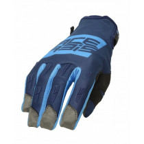 Acerbis Handschuhe MX-WP lightblau-blau