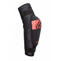 Acerbis Ellenbogenprotektor X-Elbow Junior schwarz-rot