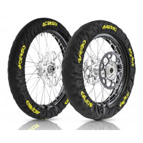 Acerbis Reifenabdeckung X-Tyre schwarz