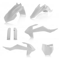 Acerbis Plastik Full Kit KTM weiß2 / 5tlg.