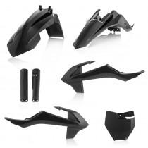 Acerbis Plastik Full Kit KTM schwarz / 5tlg.