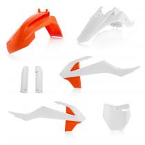 Acerbis Plastik Full Kit KTM OEM20  / 5tlg.
