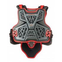 Acerbis Brust- & Rückenprotektor Jump MX grau-schwarz