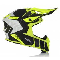 Acerbis Helm VTR X-Track schwarz-gelb-fluo