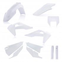 ACERBIS Plastik Full Kit Husqvarna weiß2 / 6tlg.